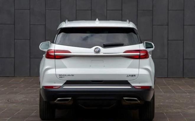 别克首款七座中大型SUV昂科旗预告图发布