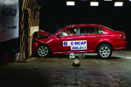 2019年第三批C-NCAP碰撞试验成绩公布:7款车型仅江淮不合格